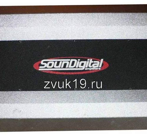 Усилитель SounDigital 8000.1