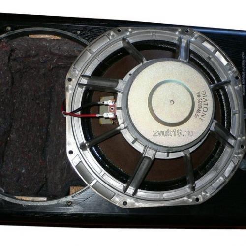 НЧ динамик магнитная система